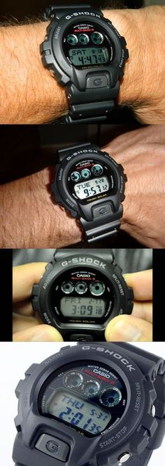 """Awesome Casio Men's GW6900-1 """"G-Shock"""" Atomic Digital Sport Watch http://www.slideshare.net/leatherjackets/best-watches-reviews-2014-casio-gshock-black-watches-for-men - antique watches, jewellery watches, timex watches *ad"""