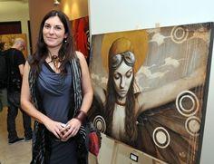 artiste peintre Sophie Wilkins.