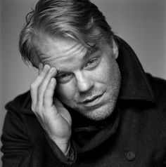 RIP Philip Seymour Hoffman ~ What a shame to lose such a talented actor at only 46 years old.