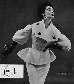 1954 Lilli Ann | Dorian Leigh