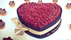 Photo of Chocolate and Raspberry Cake