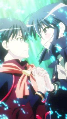 Yuji & Shana, Shakugan no Shana