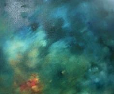 Manyung Gallery Group Belinda  Rogers Autumn Leaves In Water
