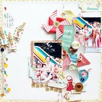 A Project by JINA-B from our Scrapbooking Gallery originally submitted 08/07/13 at 07:49 AM