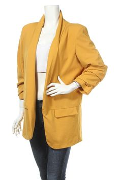 Sacou de femei Boohoo - la preț avantajos pe Remix - #108104829 Blazer Outfits, Clothes For Women, Jackets, Fashion, Outerwear Women, Down Jackets, Moda, Fashion Styles, Fashion Illustrations
