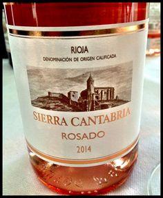 El Alma del Vino.: Viñedos y Bodegas Sierra Cantabria Rosado 2014.