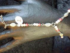 Handflower Bracelets - 5 Designs! Tanner Customs