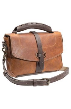 Will Leather Goods 'Athena' Leather Crossbody Bag Nordstrom Vintage Leather Messenger Bag, Leather Crossbody Bag, Leather Handbags, Leather Backpack, Leather Bags, Sac Week End, Brown Bags, Cloth Bags, Leather Accessories