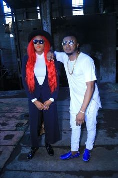 MC Galaxy fires back at Cynthia Morgan over her comments and name calling.  Ladies and Gentlemen indulge me to request that youll grab popcorn and watch these drama unfolding right now in the music industry.  Look what Wizkid and Davido have caused! The recent sub delivery and uncouth utterances has gone a notch higher as more participants are joining the shady drama.  Just a few hours ago on Friday Cynthia Morgan played activist by calling MC Galaxy out over his shady post on Instagram…