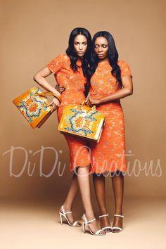 Nigerian designer, Tina Ndidi Ugo, brand label Didi 2014 Bag Campaign