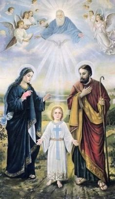 SAGRADA FAMILIA DE DIOS