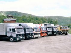 Mercedes-Benz SK-Series Trucks