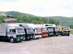 Mercedes-Benz SK-Series Trucks