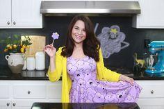 LSP Black Milk dress - Ooh my glob x Adventure Time Birthday Party, Rosanna Pansino Nerdy Nummies, Lumpy Space Princess, Smosh, So Creative, Cute Japanese, Learn To Cook, Cute Dresses, Youtubers