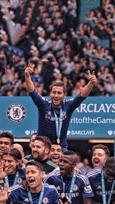 Chelsea Football Team, Chelsea Fc Players, Chelsea Fans, Football Art, Football Players, Chelsea Wallpapers, Eden Hazard, Football Wallpaper, Cristiano Ronaldo