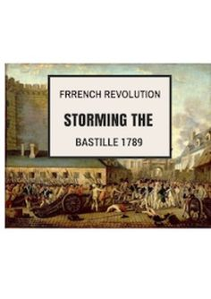 the storming of bastille pictures
