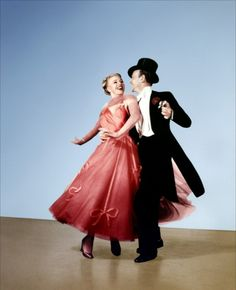 """Fred Astaire, Ginger Rogers in """"The Barkleys of Broadway"""" Golden Age Of Hollywood, Vintage Hollywood, Hollywood Glamour, Classic Hollywood, Ginger Rogers, Fred Astaire, Katharine Hepburn, Audrey Hepburn, Classic Movie Stars"""