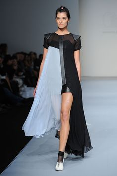 Alexia Ulibarri - A Day with Lola SS13 - Mercedes Fashion Week Mexico