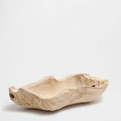 NATURAL DECORATIVE WOODEN OBJECT - Decoration Accessories - Decoration   Zara Home Norge / Norway