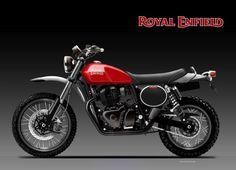 ROYAL ENFIELD 650 ENDURO by obiboi Ducati Pantah, Ducati Supersport, Ducati Scrambler, Yamaha Fz 09, Honda Cbr 600, Suzuki Sv 650, Enfield Himalayan, Rally Raid, Indian Scout