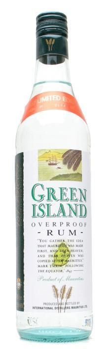 For many years Green Island Superior Light Rum has been the iconic rum of the island and it is with this in mind that Green Island (UK) Ltd has produced a strictly limited 151 overproof edition. With only 2400 bottles being produced each bottle is individually numbered. The rum is made from molasses and is put through a four column still. (read more...)