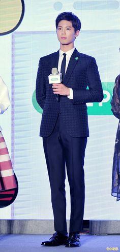 박보검 161219 대만 라인페이 행사 [ 출처 : ltn http://ent.ltn.com.tw/news/breakingnews/1922146 ]