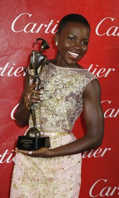 Elie Saab | Every Single Flawless Look Lupita Nyong'o Wore This Awards Season