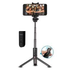 RIVERSONG S6 Mini Bluetooth 3.0 Wireless Remote Control Selfie Stick Tripod for iPhone 8 Plus X S8 Sale - Banggood.com Bluetooth, Smartphone, Usb, Selfie Stick, Control, Tripod, Iphone 8 Plus, Mini, Remote