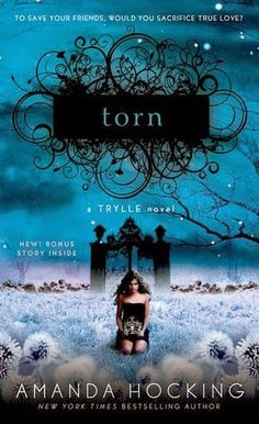 160. Torn by Amanda Hocking - 4 stars. Review: http://eaterofbooks.blogspot.com/2014/09/review-torn-by-amanda-hocking.html