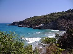 Anse d'Azur in Jeremie Haiti Jeremie Haiti, Vacation Places, Far Away, All Over The World, Places Ive Been, The Good Place, Caribbean, Scenery, Places To Visit