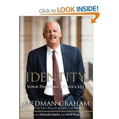 Stedman Graham discusses creating identity and discovering your true self.
