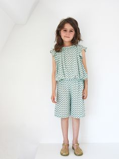 Tip Top meets Ash Jumpsuit — PETIT A PETIT +Family