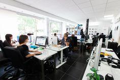 #openspace #workplace #bureau #décoration #office #deco