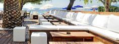 Bahia Mare Beach Life Restaurant - Coctail Bar   Barbati Beach   Corfu Greece - Home
