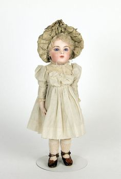 77.1956: doll | Dolls from the Nineteenth Century | Dolls | Online Collections | The Strong