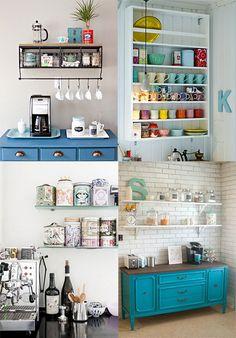 Crie um cantinho do café em casa com as dicas da Ana Medeiros e sirva seus amigos e família com muito estilo e bom gosto!