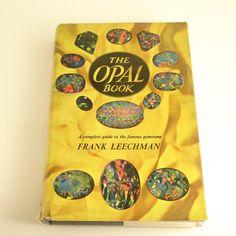Vintage Book The Opal Book Frank Leechman by efinegifts on Etsy