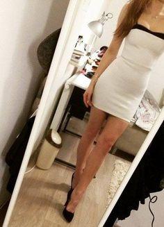 Kup mój przedmiot na #vintedpl http://www.vinted.pl/damska-odziez/krotkie-sukienki/17467509-biala-sukienka-top-shop-petite-32-xxs-przesylka-gratis