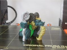 Moon Dragon printed by Cipis #toysandgames #mmu2