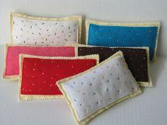 pop-tart pillows