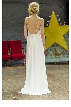 Une robe éthérée
