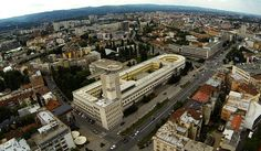 The Banovina (by drone)