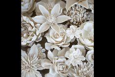 Vladimir Kanevsky's specimens in bisque porcelain