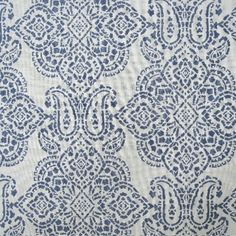 Paisley / royal blue love this. I will definitely inquire on the price.