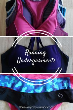 What to wear under your running and workout clothes. - The Everyday Warrior