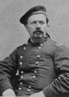 John McArthur (November 1826 – May was a Union general during the American Civil War. McArthur became one of the ablest Federal commanders in the Western Theater. McArthur was born in Erskine, Scotland. American Civil War, American History, John Macarthur, Union Army, Civil War Photos, Military History, Us Army, Civilization, Vintage Men