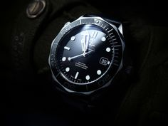 Omega Seamaster Pro Diver   Check us out and post! https://www.flickr.com/groups/watchcollector