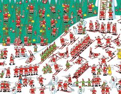 Where are Wally and Odlaw?
