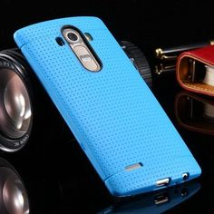 Simple Honeycomb Dot TPU Phone Case For LG Optimus G4 H815 H810 H811 G3 G5 Fashion Phone Accessories Cover For LG G4 LG G3 LG G5