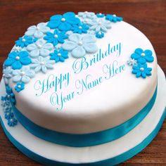 Create Edit Birthday Cake For Sister With Name Photo On Best Online Generator Editing Options And Send Happy Wishes